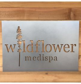 Custom metal signs for businesses