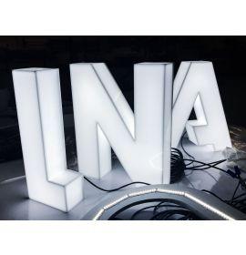 Whole-lit Letters