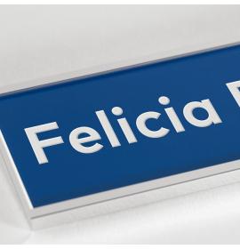 PVC Nameplates