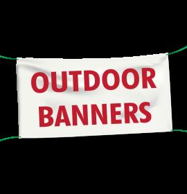 Outdoor Vinyl Banner | Business Banners